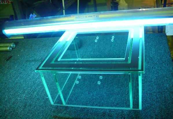 Cклейка стекла